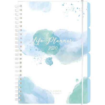 Life planner Week kalender blå 20 2274 10