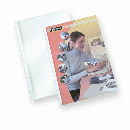 Limomslag Fellowes A4 8mm 71-90 sider 100stk/æsk