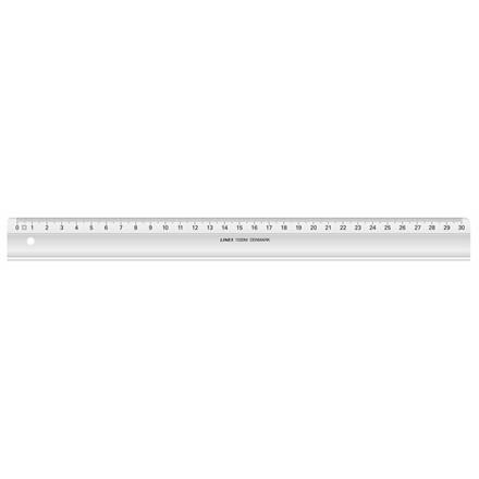 LINEX Lineal plast - 30 cm 1030