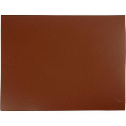 Hård Linoleumsplade 4,5 mm | 30 x 39 cm