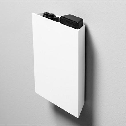 Lintex Air Pocket, hvid aluminium, 160x200x34mm