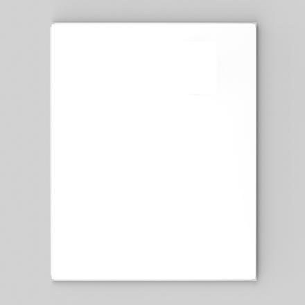Lintex Boarder Whiteboardtavle - 25 x 35 cm med aluramme