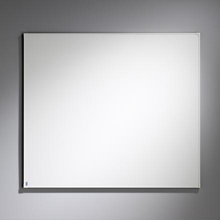 Lintex Boarder - whiteboardtavle med hvid ramme 180 x 90 cm