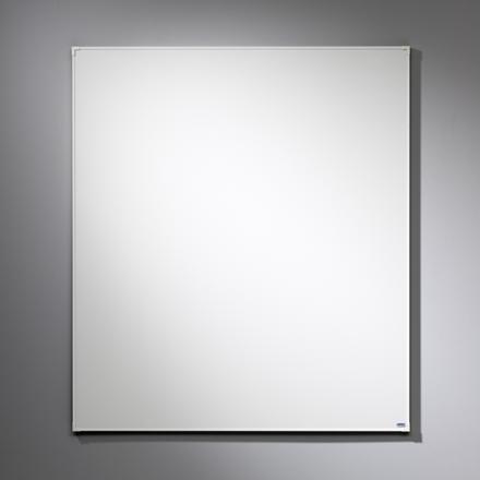 Lintex Boarder - whiteboardtavle med hvid ramme 90 x 120 cm