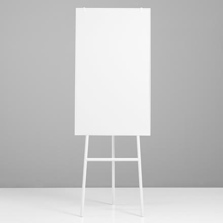 Flip over Lintex One - hvid 70 x 120 cm