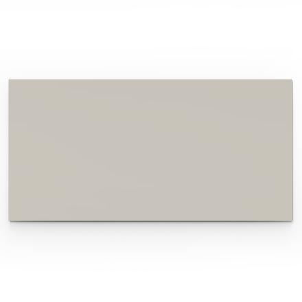 Lintex Silk glastavle 200 x 100 cm Mood Wall - Shy