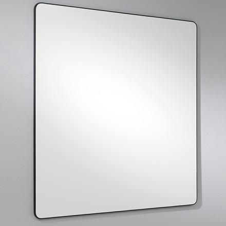 Lintex Edge - Hvid whiteboardtavle med sort kantliste 250 x 120 cm