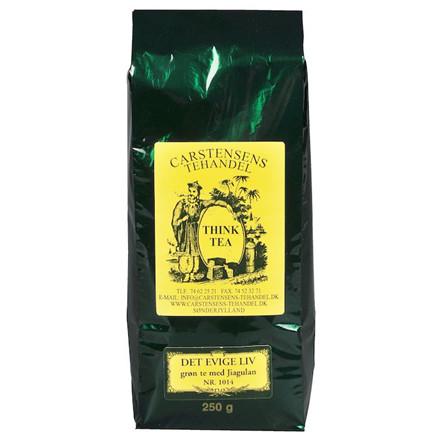 Løs te, Carstensens Tehandel, Det evige liv - grøn te,