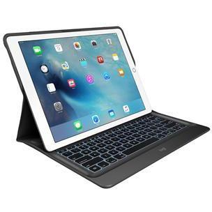 Logitech CREATE Backlit Keyboard- Smart Connector Technology