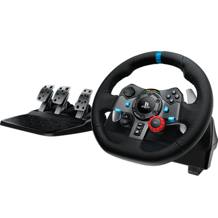 Logitech G29 Driving Force (PS/4 + PS/3)