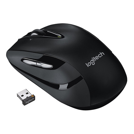 Logitech M545 Wireless Mouse, Black