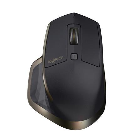 Logitech MX Master Wireless Mouse, Meteorite