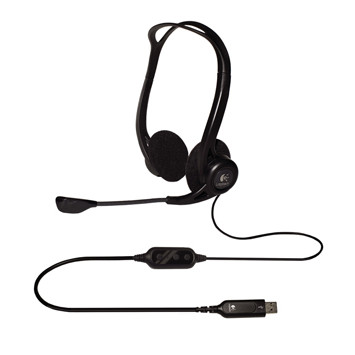 Logitech OEM - PC 960 Stereo Headset USB