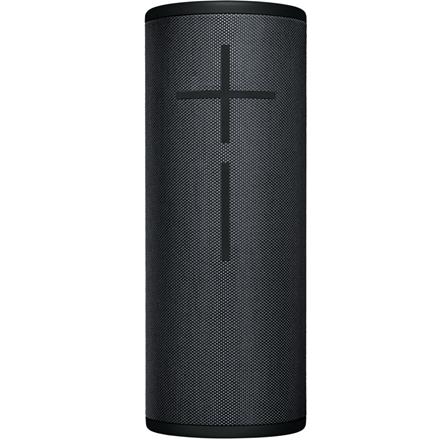 Logitech UE MEGABOOM 3 Wireless Bluetooth Speaker, Night Black