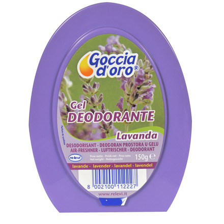 Luftfrisker, lilla, lavendel, 150 ml