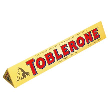 Mælkechokolade Toblerone 4,5kg