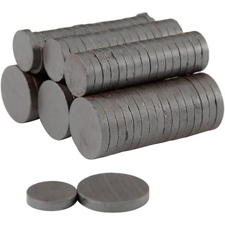 Magnet diameter 14+20 mm tykkelse 3 mm | 500 stk.
