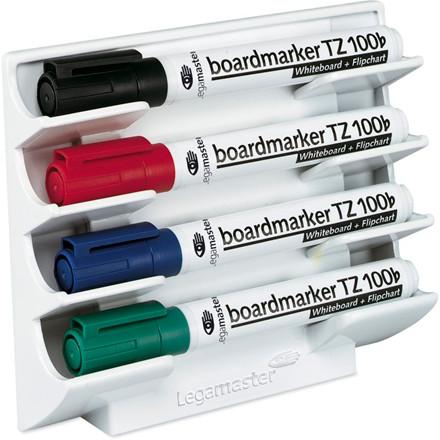 Magnetisk penneholder - Legamaster TZ15 til 4 penne