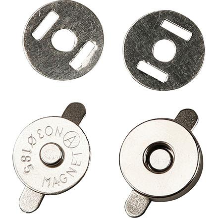 Magnetlås diameter 18 mm | 25 stk.