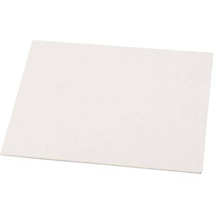 Malerplade, str. 18x24 cm, tykkelse 3 mm, 280 g, 10stk.