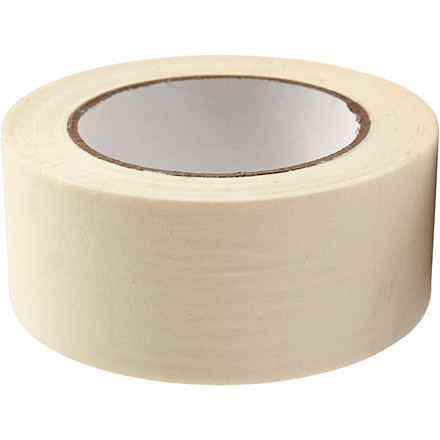 Malertape, B: 50 mm, 50m