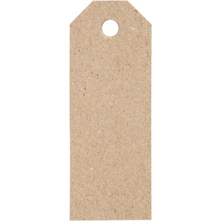 Manilamærker, natur, str. 3x8 cm, 220 g, 20stk.