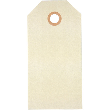 Manillamærker store 5 x 10 cm - 20 stk.