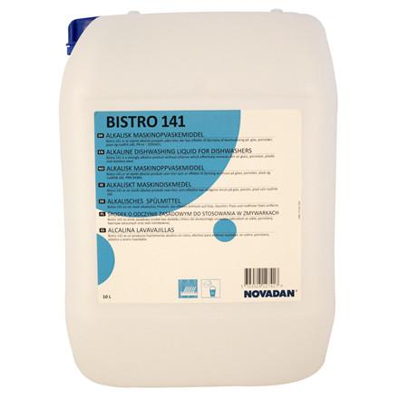 Novadan Bistro 141 Maskinopvask uden klor - 10 liter