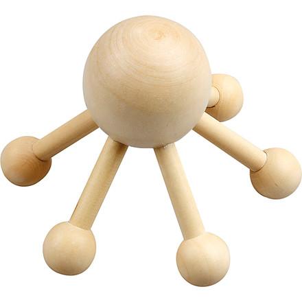 Massage-edderkop højde 10 cm | bredde 13 cm