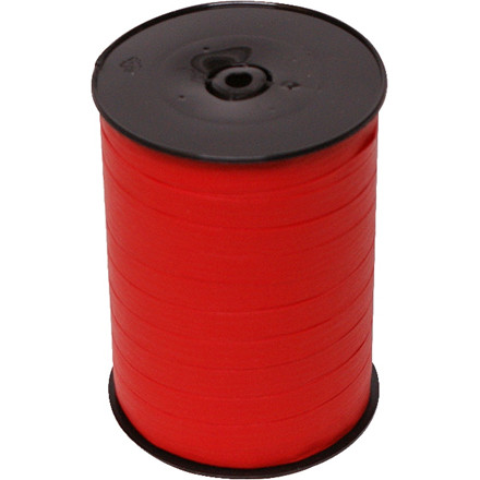 Matline - Gavebånd i rød 10 mm x 250 meter, 5 ruller i en pakke