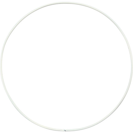 Metalring diameter 15 cm tykkelse 2 mm cirkel | 10 stk.