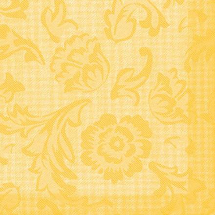 Middagsserviet, 1/4 fold, design, ambra, airlaid, 40cm x 40cm