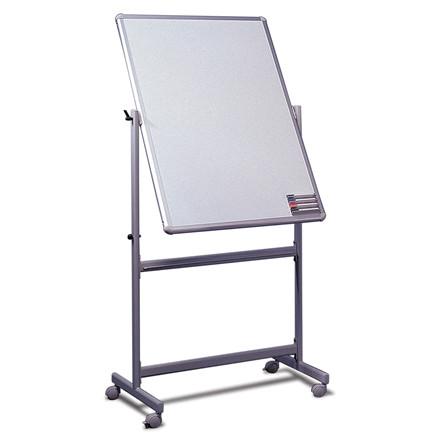 Mobil whiteboard - på hjul Uniti 80 x 124 cm