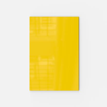 Mood Glastavle - Lintex 100 x 150 cm - Happy
