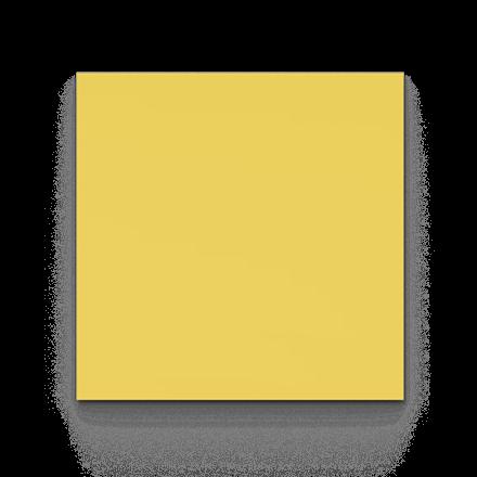 Mood Glastavle - Lintex 50 x 50 cm - Happy