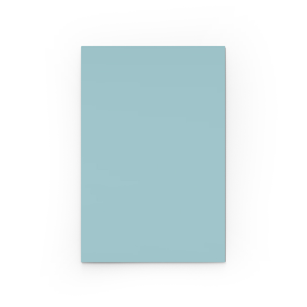 Mood Wall Silk glastavle 100 x 150 cm Lintex - Calm