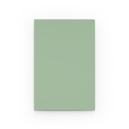 Mood Wall Silk glastavle 100 x 150 cm Lintex - Gentle