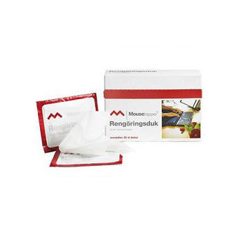 Mousetrapper Wet Wipes (20)