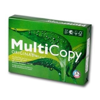 Multicopy A4 MultiCopy 90 g/m2 (Hel-palle)
