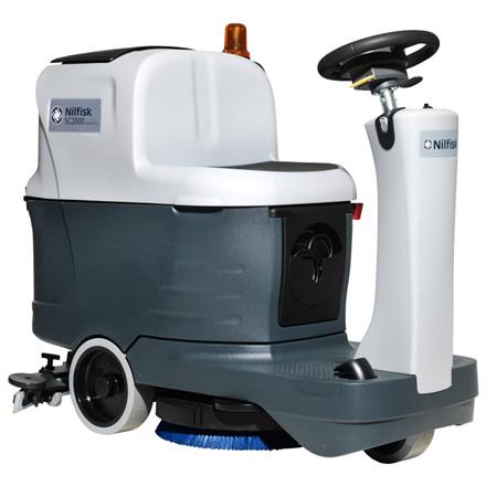 Nilfisk SC2000 Ecoflex, 53 cm vaskebredde, automatisk regulering af rengøringsmiddel-/vand, 70/70 l