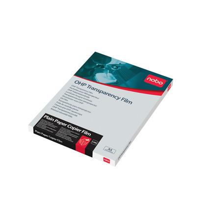 Nobo Transparenter A4 - Til kopimaskine - 50 stk