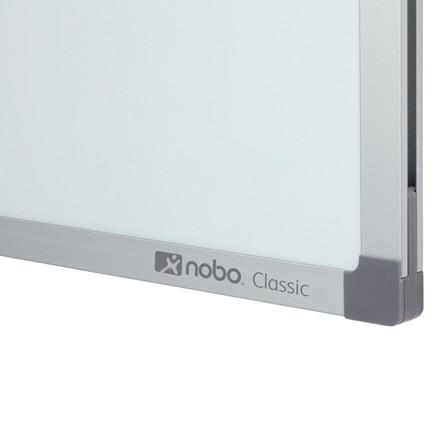Nobo Whiteboard Classic - Lakeret 90 x 120 cm