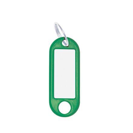 Wedo Nøglering med vedhæng - Grøn