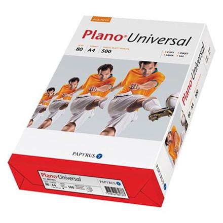 Printerpapir A4 Plano Universal  80 g/m2 (500) m/hul