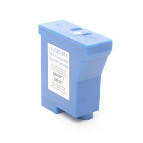 Pitney Bowes DM50 / DM55 - Kompatibel blå blækpatron