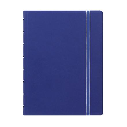 Notebook Filofax A5 blå incl linierede blade