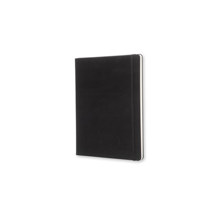 Notesbog MOLESKINE Classic hard ulinieret XL sort