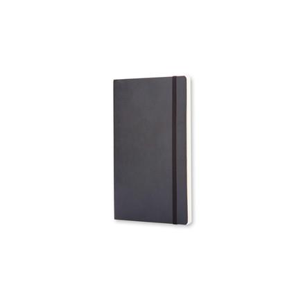 Notesbog MOLESKINE Classic soft ulinieret Large sort