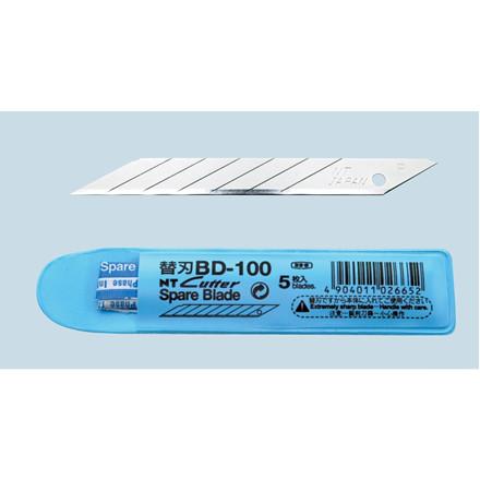 NT-Cutter Spare blades NT Cutter BD-100 5/set