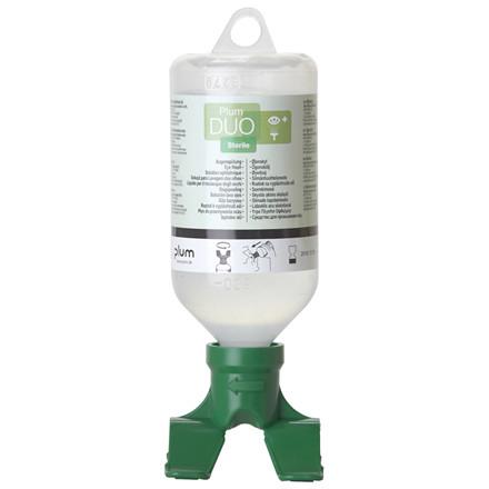 Øjenskyl, Plum, Duo, NaCL, steril, 500 ml